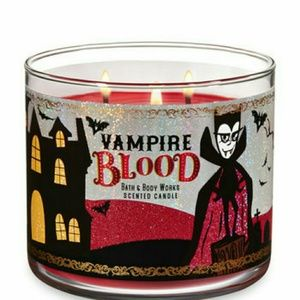 👿 vampire blood candle 👿